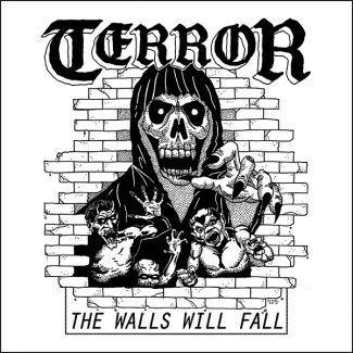 Terror - The Walls Will Fall Cover