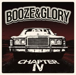 Booze & Glory - Chapter IV Cover