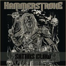 Hammerstroke - Satan's Claw Cover
